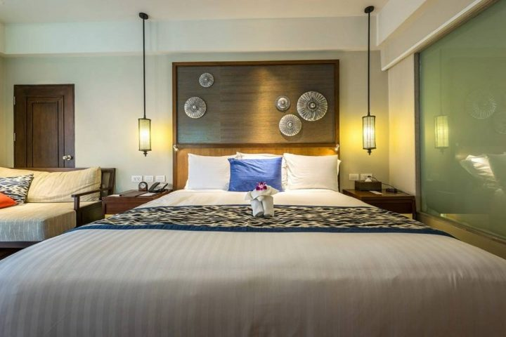 Ingin tidur seperti di hotel, gunakan merk Spring Air yang nyaman dan modis