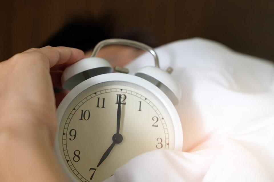 Tidur Lebih Cepat