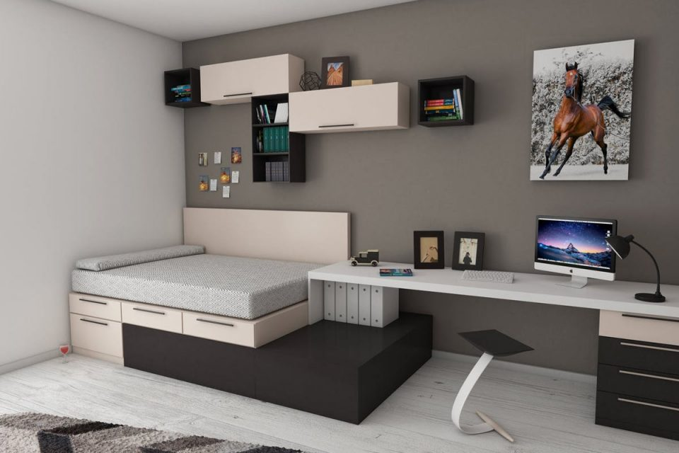 Cara Membuat Kamar Tidur Minimalis dan Sederhana