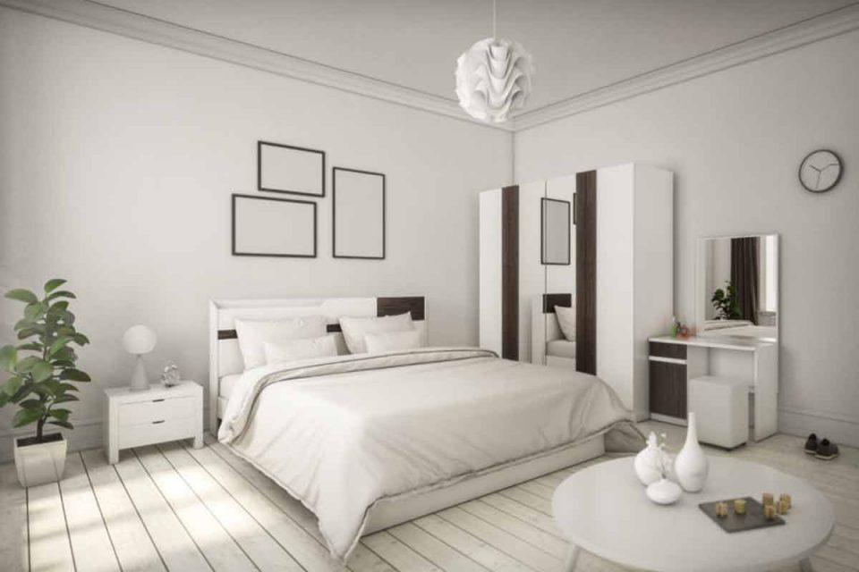 Cara Mudah Desain Kamar Tidur Minimalis