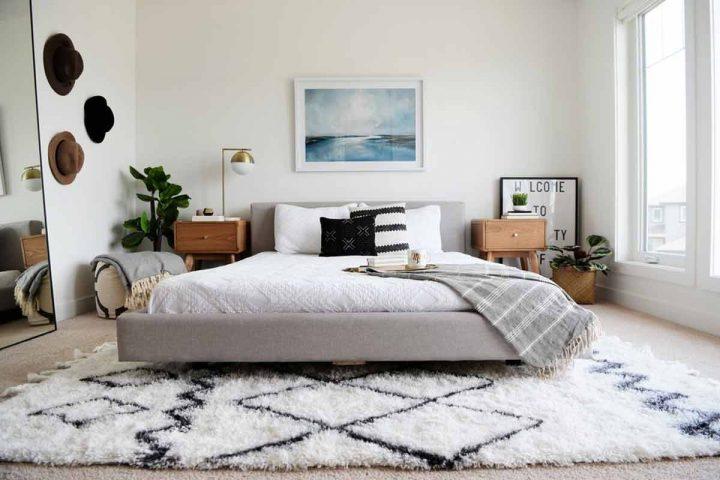 Cara Unik Desain Kamar Tidur Minimalis Sederhana