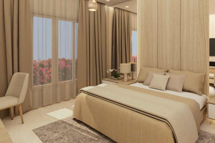 5 Design Interior Kamar Tidur Keren untuk Apartemen