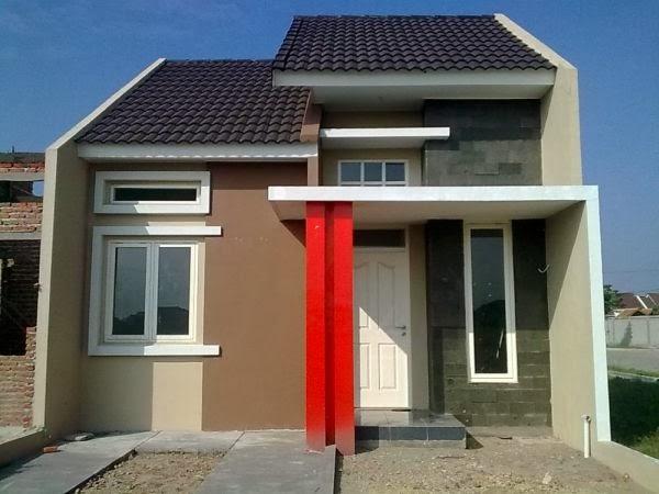 Rumah tipe sederhana 36